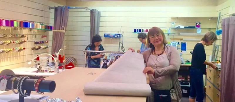 atelier de retouche de vêtement à Montpellier