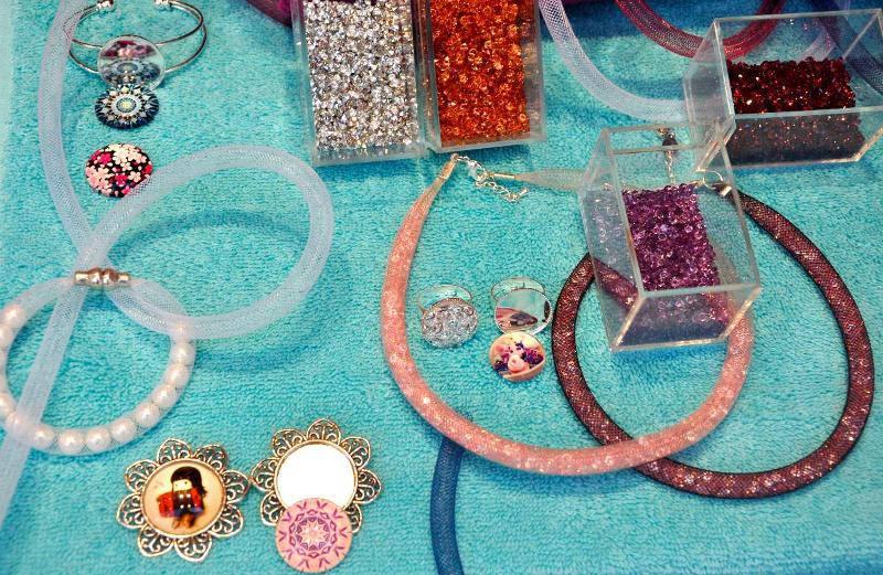 magasin de perles dans le centre de Montpellier